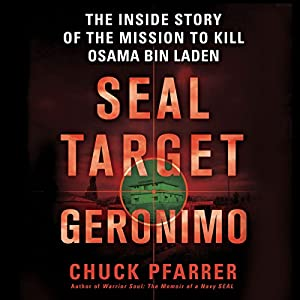 SEAL Target Geronimo Hörbuch