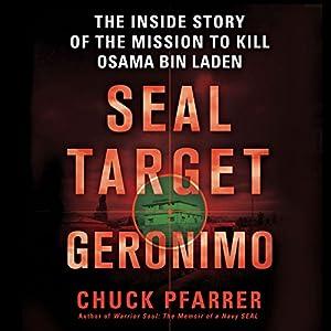 SEAL Target Geronimo Hörbuch