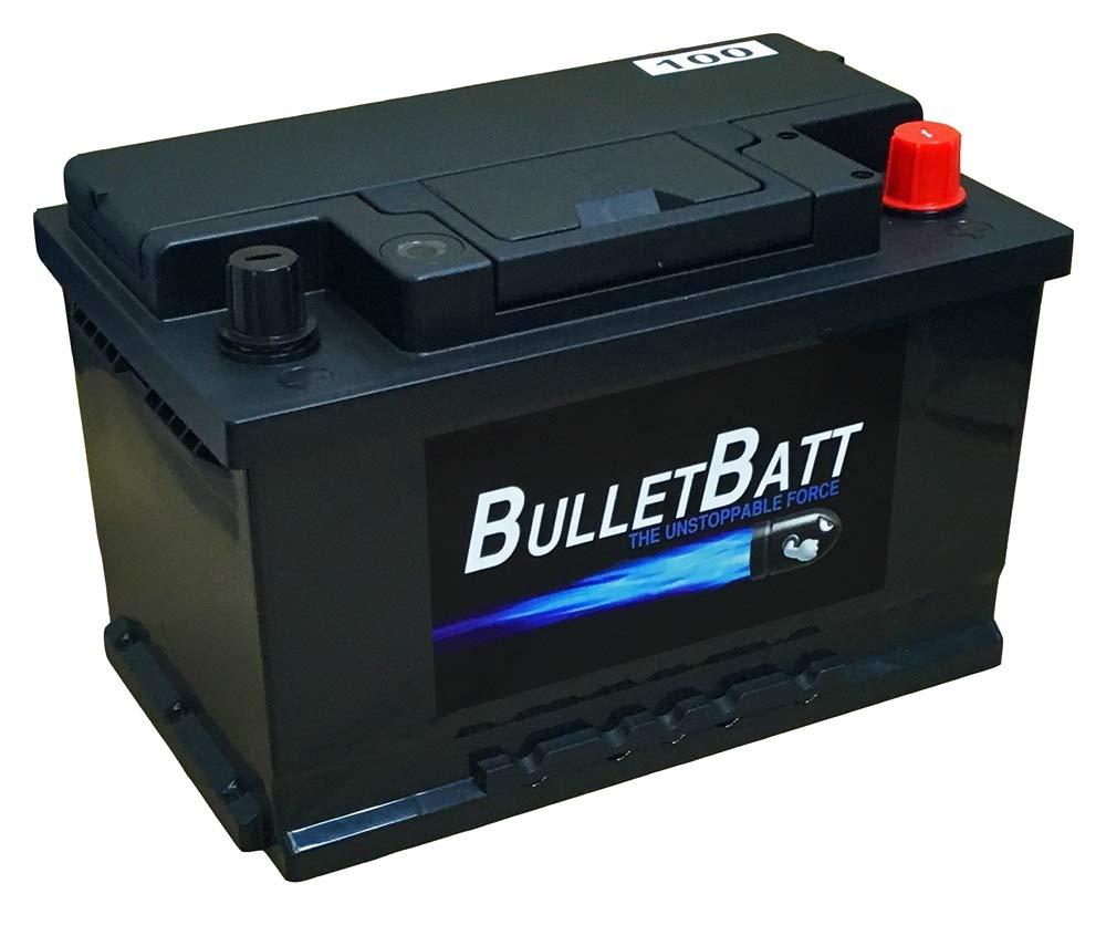 100 BulletBatt Autobatterie 12V 68Ah