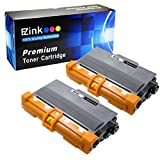 E-Z Ink (TM) Compatible Toner Cartridge Replacement For Brother TN750 (2 Black) DCP-8110DN, DCP-8150DN, DCP-8155DN, HL-5450DN, HL-5470DW, HL-6180DW, HL-6180DWT, MFC-8510DN, MFC-8950D Laser Printer