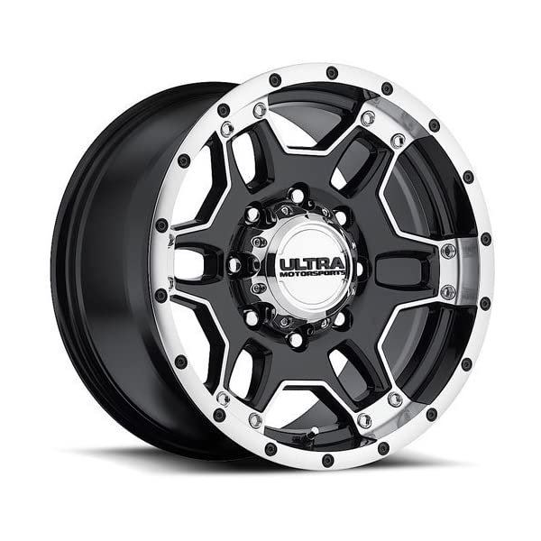 Ultra-Wheel-178B-Mongoose-Matte-Black-Wheel-17x96x55mm-1-mm-offset