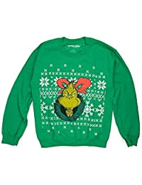 Dr Seuss Grinchin Ugly Christmas Sweater