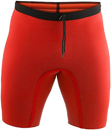 Rehband Basic Men's Sports Compression Shorts - Warm, Dry & Soft Athletic Shorts
