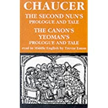 The Second Nun's Prologue and Tale by Geoffrey Chaucer (1995-05-30)