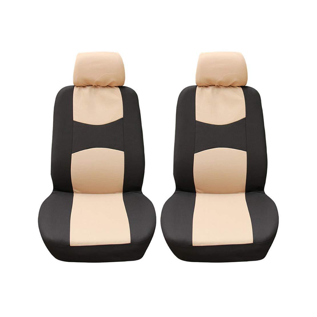 Fundas para asientos negro delantero kos Renault Megane