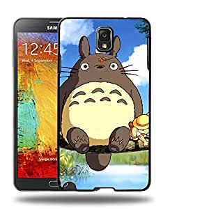 Case88 Designs My Neighbor Totoro 0667 Protective Snap-on Hard Back Case Cover for Samsung Galaxy Note 3