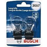 Bosch - Bombillas de larga duración (2 unidades), 3057, 3057