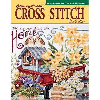 Stoney Creek Collection Magazine - Winter 2014 Stoney Creek Magazine and Free Embellishment
