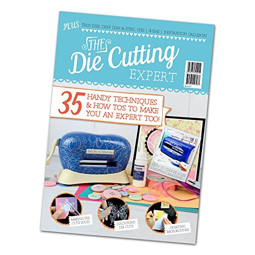 Tattered Lace The Die Cutting Expert Magazine Issue 01 DCE01 by Tattered Lace