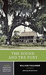 The Sound and the Fury (Norton Critical Editions) by William Faulkner (1993-12-17)