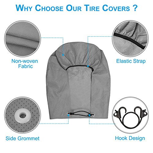 RVMasking-Tire-Covers-for-RV-Wheel-Set-of-4-Extra-Thick-5-ply-Motorhome-Wheel-Covers-Waterproof-UV-Coating-Tire-Protectors-for-Trailer-Truck-Camper-Auto-Fits-2675-289-Tire-Diameters