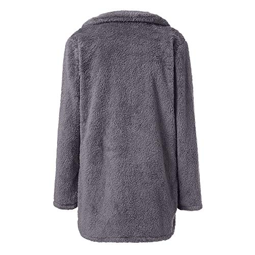 Harpi Women's Fall Winter Warm Jacket Ladies Turnover Long Sleeve Coat Women Coats Overco