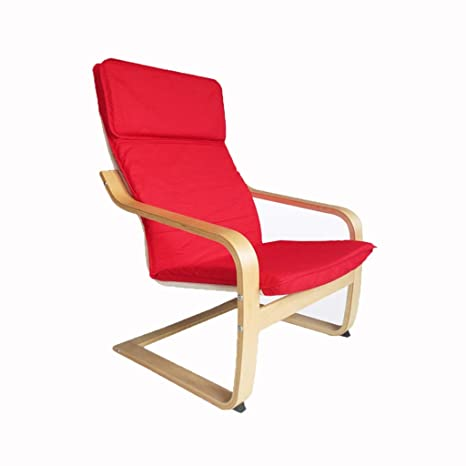 Amazon.com: Relax - Silla de salón de madera desmontable ...