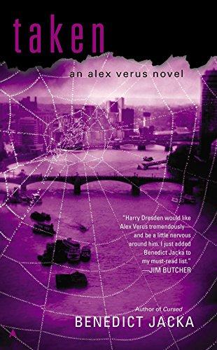 Taken (An Alex Verus Novel)