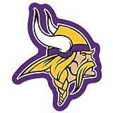 Minnesota Vikings Logo on the GoGo Car Grill Emblem - Approx 5''x7''