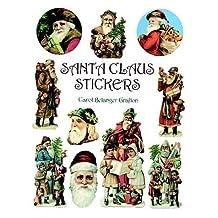 Santa Claus Stickers by Carol Belanger Grafton (1998-11-12)