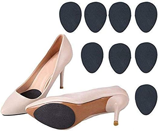 10Pairs Anti-slip Shoe Grips Self-Adhesive Shoe Pad Protector Sticker Best Y