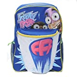 New Arrival Nickelodeon Fanboy and Chum Chum Large Backpack and One Cars Travel Game Card Set, Bags Central