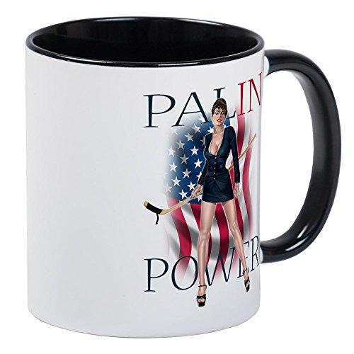 CafePress - Palinpower Mugs - Unique Coffee Mug, Coffee Cup