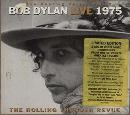 Bob Dylan - The Rolling Thunder Revue (CD 1) - Zortam Music