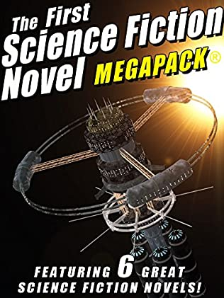 book cover of The First Science Fiction Novel MEGAPACK