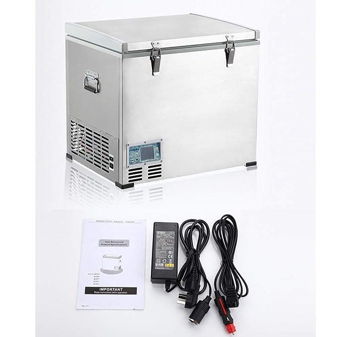 Amazon.es: 60L coche refrigerador coche congelador compresor ...