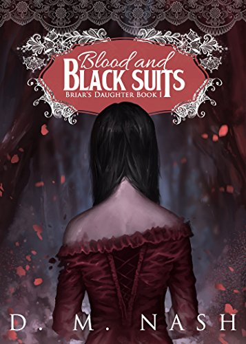 [Blood and Black Suits (Briar's Daughter Book 1)] (Vampire Suit)