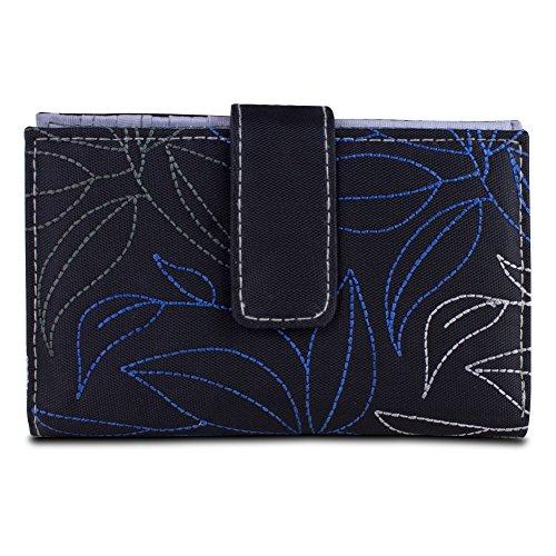 Travelon SafeID Leaves Tri Fold Wallet