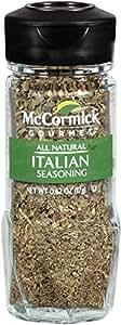 McCormick Gourmet Collection Italian Seasoning, 0.62 oz