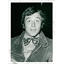 Vintage photo of Robin Nedwell.