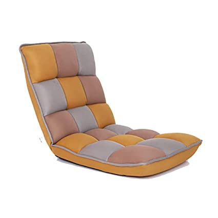Sofá perezoso Dormitorio Cama Lazy Couch Single Cómodo ...