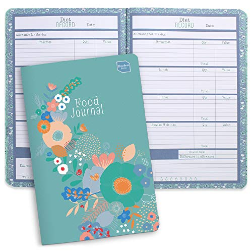 Boxclever Press Food, Diet & Weight Loss Journal. Get beachbody Ready with This Gorgeous Food Diary Notebook for Any Slimming and Fitness Plan. Weight Loss Tracker. Reach Your Health & Dieting Goals.
