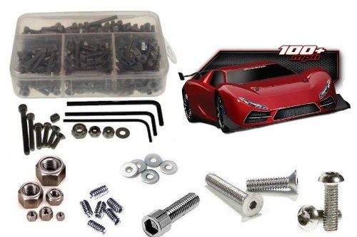 RCScrewZ Traxxas XO-1 RTR Stainless Steel Screw Kit #tra047