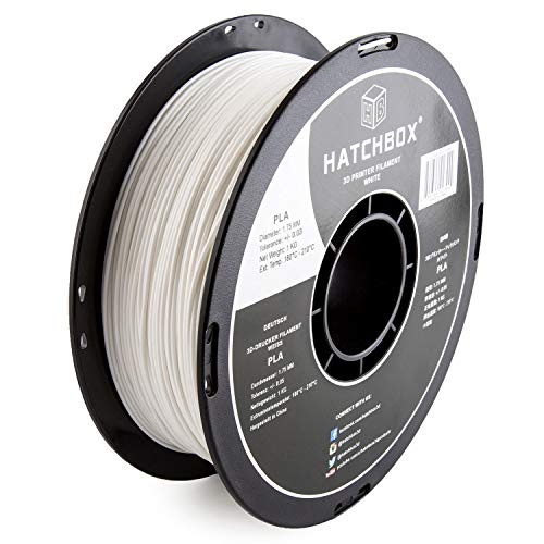 HATCHBOX PLA 3D Printer Filament
