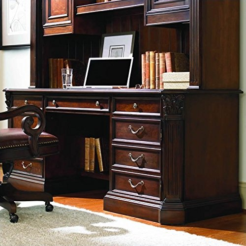 Hooker Furniture European Renaissance II Computer Credenza by Hooker Furniture