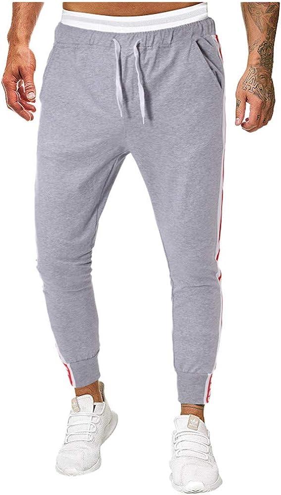 KUKICAT - Pantalones de chándal para Hombre, Talla Grande, Color ...