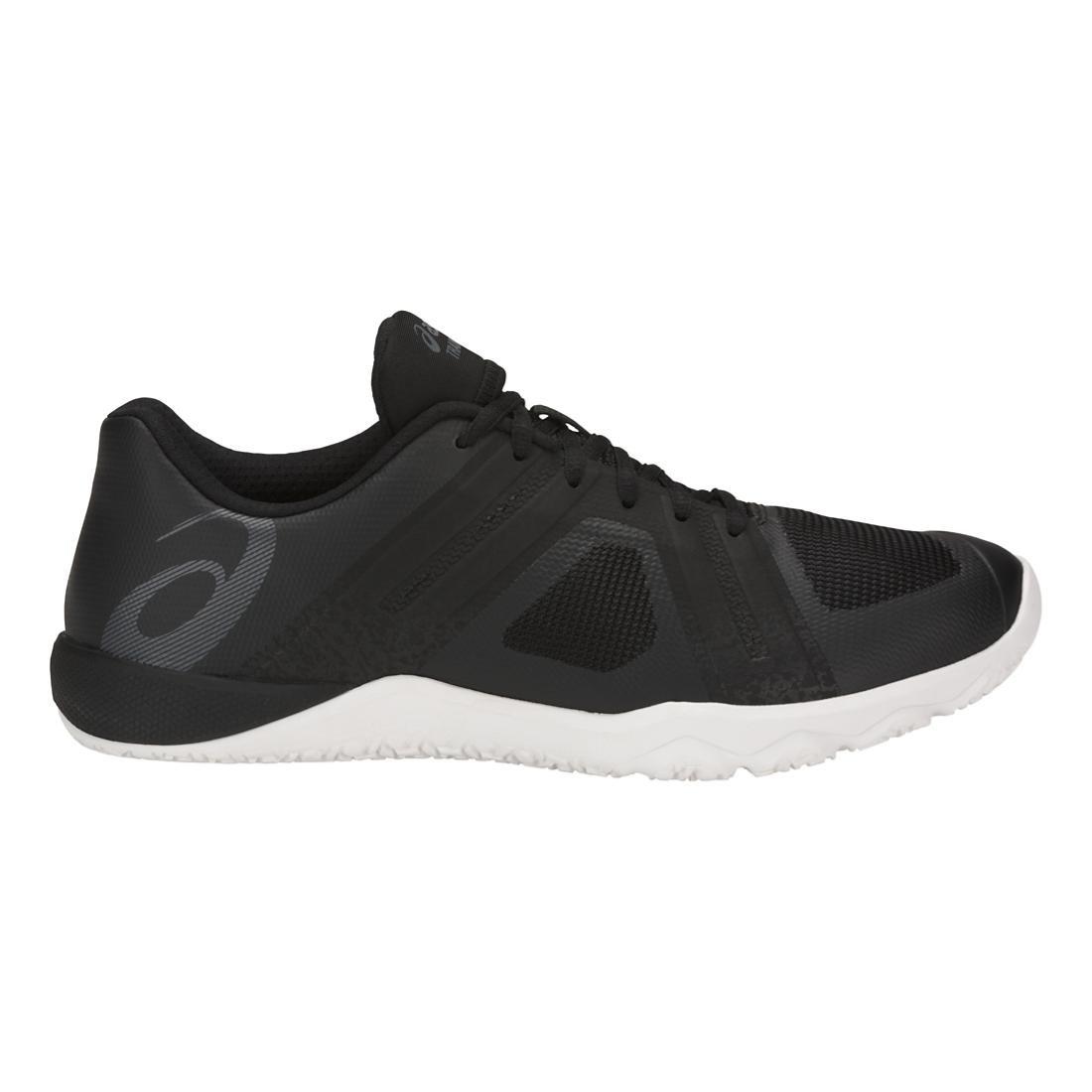 ASICS Women's Conviction X 2 Running Shoe B0725NR62C 6 B(M) US Black/Carbon/Flash Coral