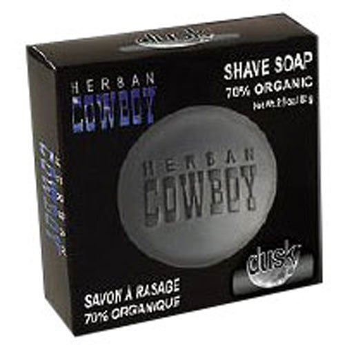 Dusk Shave Soap, 2.9 Ounce (Herban Shave Soap)
