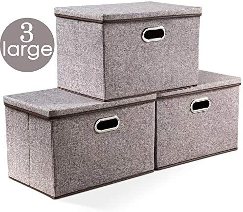 Prandom Collapsible Organizer Containers 17 7x11 8x11 8 product image