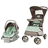 Cosco Lift & Stroll Travel System Car Seat & Stroller Elephant Squares Deal