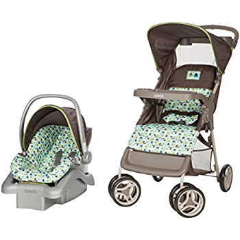 Amazon Com Cosco Lift Amp Stroll Travel System Car Seat