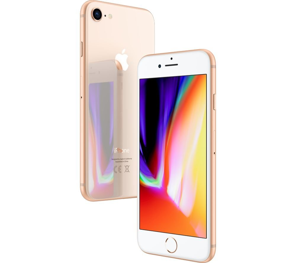 TALLA 64GB. Apple iPhone 8 64GB Oro (Reacondicionado)