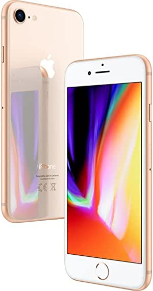 Apple iPhone 8 64GB - Oro - Desbloqueado (Reacondicionado): Amazon ...