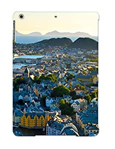 New Arrival Cover Case With Nice Design For Ipad Air- Norway City