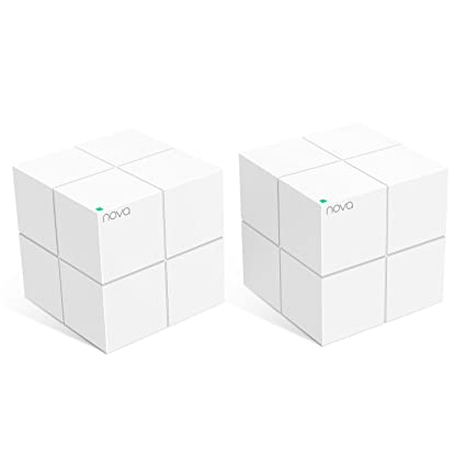 Review Tenda Nova MW6(2-Pack) Whole