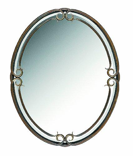 Quoizel Mirror Vanity Lighting, Small, Palladian Bronze ()