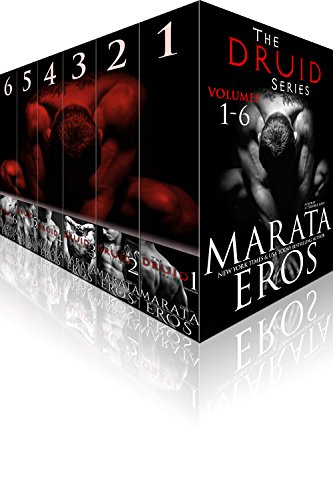 Search : The Druid Series Boxed Set (Volumes 1-6): Dark Paranormal Vampire Reverse Harem Romance