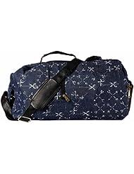 Pulpypapaya Heavy Duty Luggage Bag Duffle Sports TravelBag / Looper Gym Bag