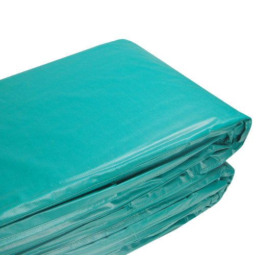 14' Trampoline Accessories Safety Frame Pad Green by Generic