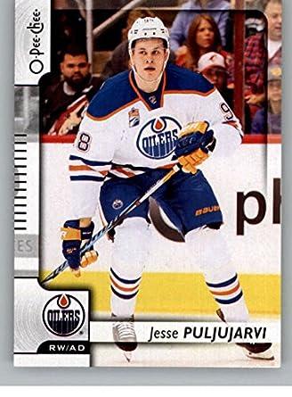 2fe96f290 Amazon.com  2017-18 O-Pee-Chee  498 Jesse Puljujarvi Oilers ...